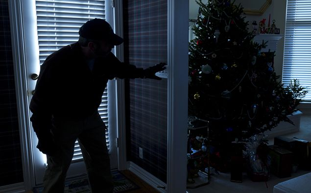 How to prevent break ins?